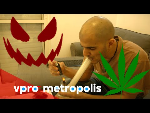 Weed Against The Evil Of The Night In Israel - Vpro Metropolis 2014