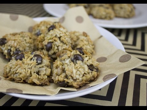 How to Make Delicious Choconut Cookies (Wild Diet & Paleo Friendly)