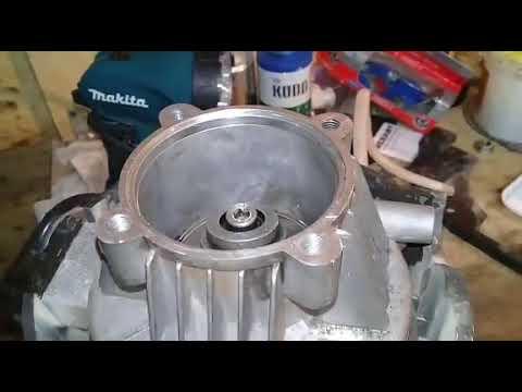 Ч.2 Ремонт STERWINS 160 мойки высокого давления  (окончание)