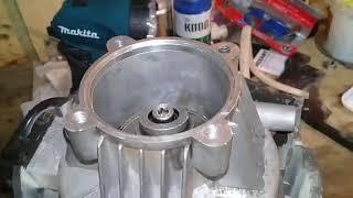 Ч. 2 Ремонт STERWINS 160 мийки високого тиску (закінчення)