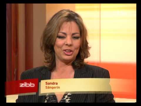 Sandra - Interview 2007 bei zipp vom rbb