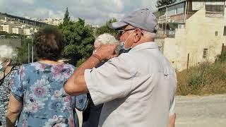 Иерусалим.Экскурсия в Пизгат-Зеев