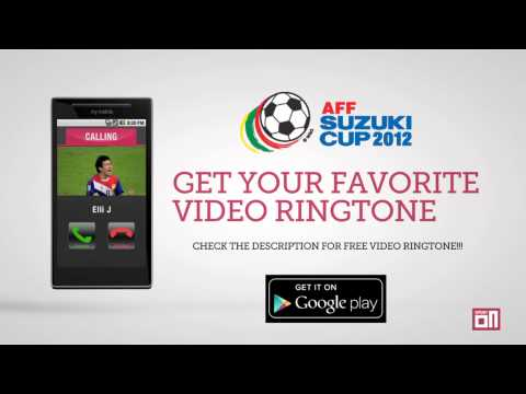 Vietnam's Keoviengphet Liththideth - Video ringtone - AFF Suzuki Cup 2012