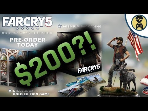 Is the Resistance Edition worth it?? | Far Cry 5