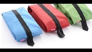 Waterproof Shoes Bag Outdoor Travel Sports Tote Case Handbag Toiletry Storage: Ebay Reviews