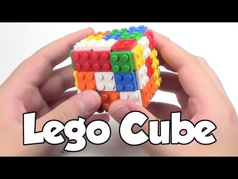 My Bandagable Lego Cube (Inspiration from RedKB)