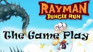 Top Android Game | Rayman Jungle Run | HD Game Play