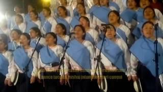 Pista Karaoke - Punllanta Pushahuai ; Coro Dios Ñucanchijhuan 2017.