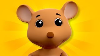 Squeak Squeak Mouse  | Videos & Songs for Kids | Nursery Rhymes For Babies