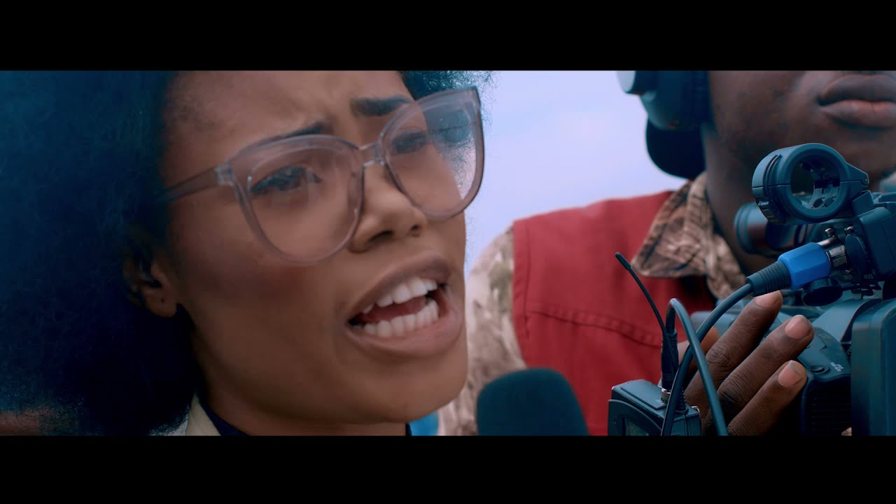 OYA HIT ME OFFICIAL MUSIC VIDEO by Broda Shaggi