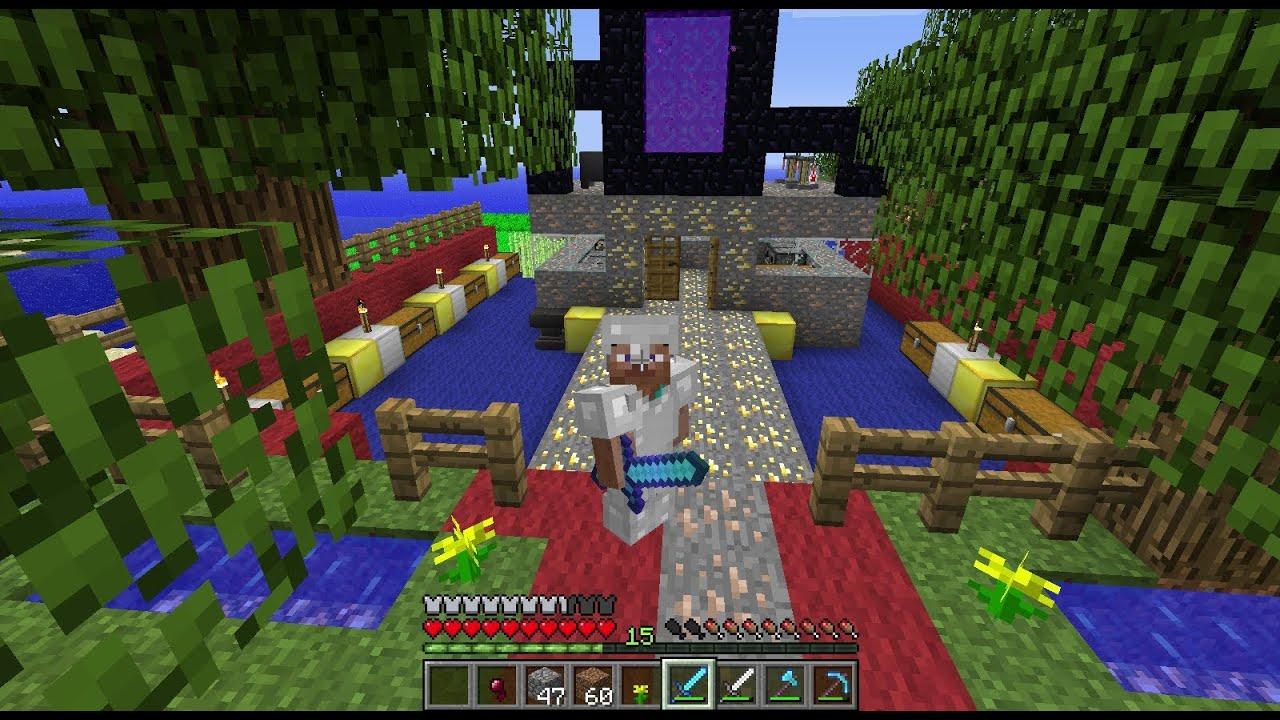 Minecraft adventure mode mining