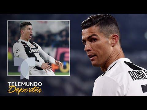 El gesto de Cristiano a lo Simeone puede salirle bien caro   Telemundo Deportes
