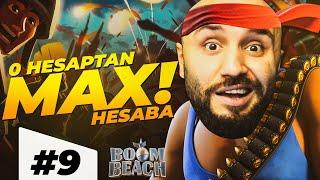 SIFIRDAN MAX HESABA - YÜKSELTMELER Bölüm 9 Boom Beach
