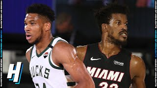 Milwaukee Bucks vs Miami Heat - Full Game 3 Highlights | September 4, 2020 NBA Playoffs