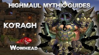 Ko'ragh Mythic Guide by Method