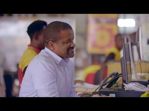 DHL E-commerce: Mall For Africa
