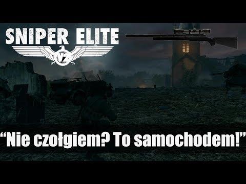 """Sniper Elite V2 - Nalot bombowy - Wyrzutnia Kopenick - """"Nie czołgiem? To samochodem!"""""""