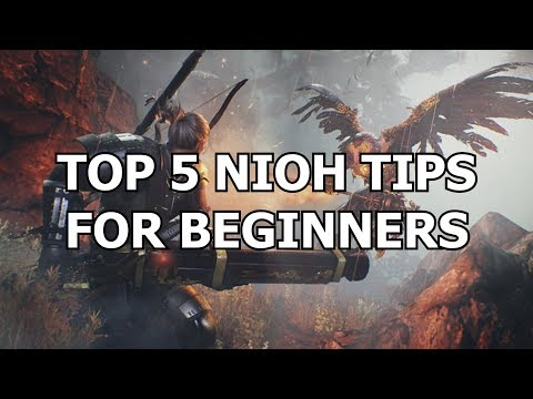 Top 5 Nioh Tips for Beginners (Early progression, builds, setups and what-not)