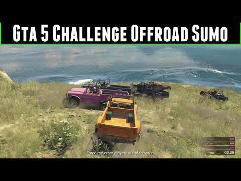 FailRace Gta 5 Challenge Offroad Sumo