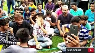 Local Singer perform in Street by Local Talent || Naina da buha || Sumit delhi Hero || Local Star