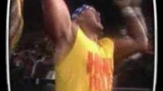 Hulk Hogan Entrance - Titantron thumbnail