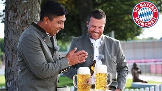 Bayern Challenge feat. Lothar Matthäus & Giovane Élber | Legends Edition | FC Bayern