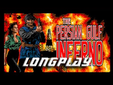 The Persian Gulf Inferno (Commodore Amiga) Longplay