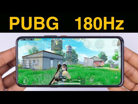 iQOO3 5G Pubg Gameplay Review 180hz Touch Response Rate With Amazing Gaming Mode