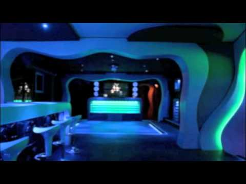 Decoration interieur de bar discotheque designer youtube for Decoration interieur cafe bar