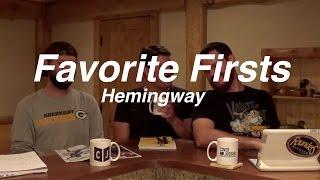 Best Comics: August 2015: Hemingway Reviews