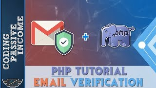 PHP Email Verification And Validation Tutorial - Registration & Login Form