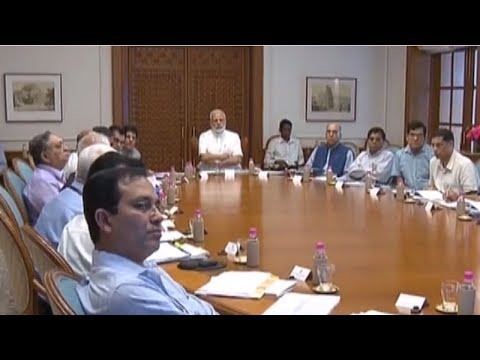 PM Modi reviews progress of UDAY, mineral block auctions