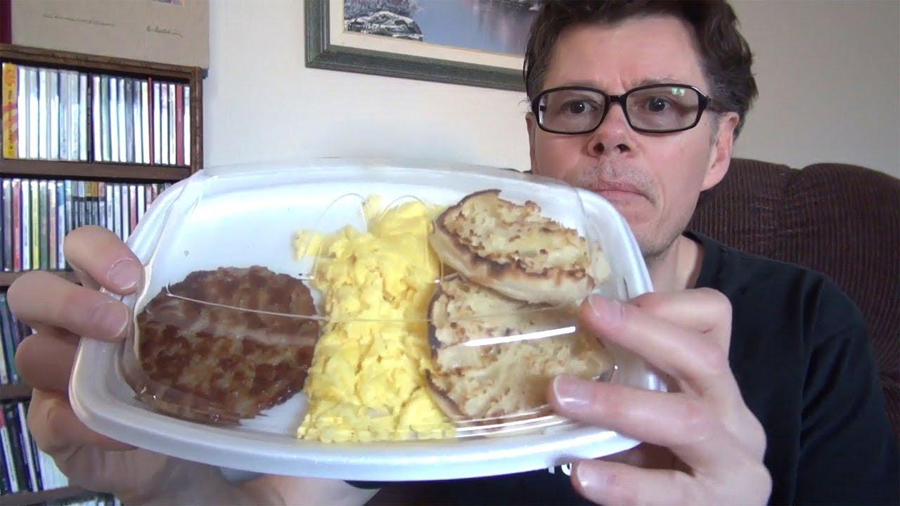 McDonalds Big Breakfast Review - YouTube