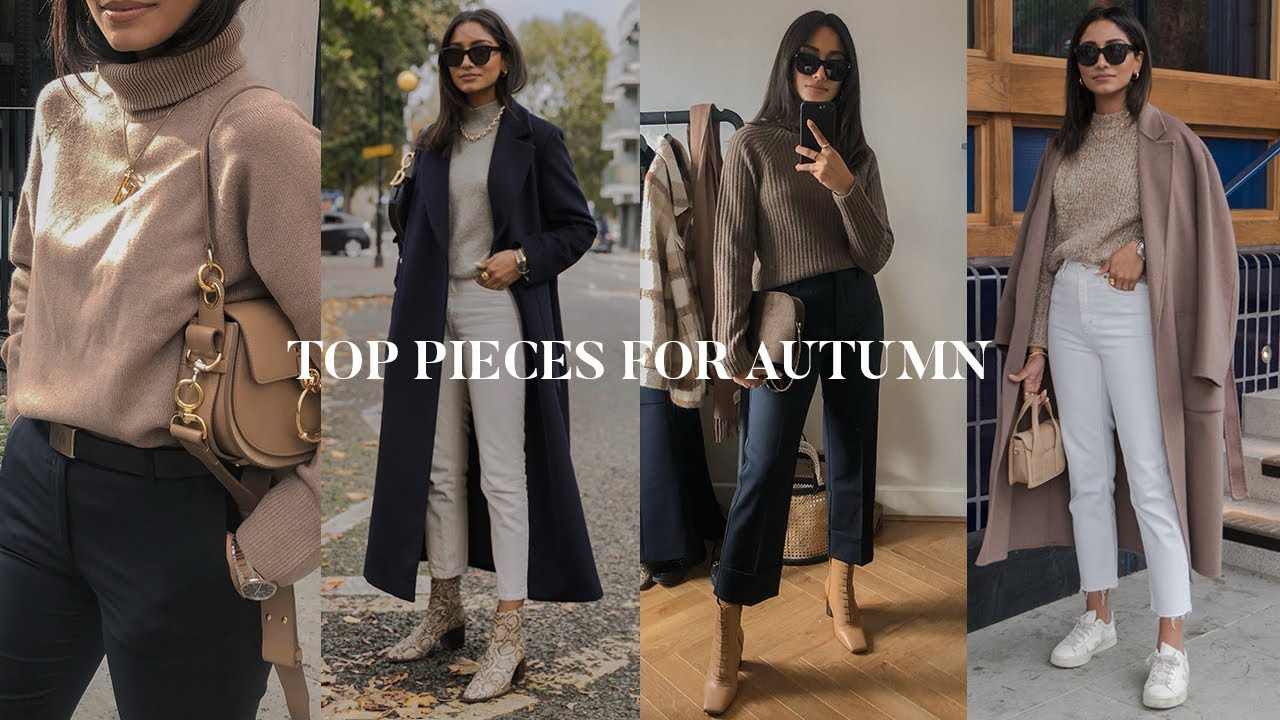 [VIDEO] - KEY PIECES FOR AUTUMN | LOOKBOOK 2019 4