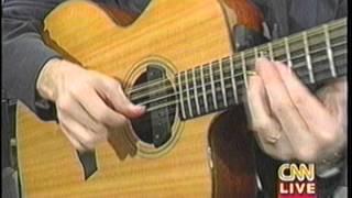 Leo Kottke - Vaseline Machine Gun 12 String Guitar CNN