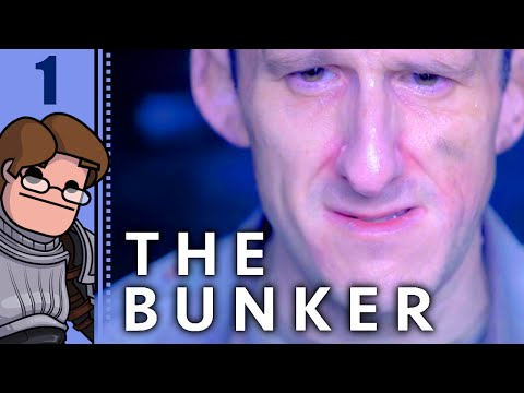 Let's Play The Bunker Part 1 - Stick to the Routine