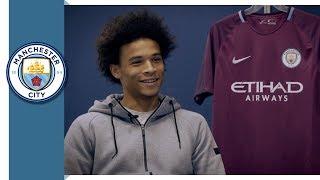 """Manchester City mit großen Zielen - Leroy Sané: """"Ich will mit dazu gehören"""""""