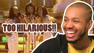 YOUR FACE SOUNDS FAMILIAR KIDS 2018: TNT BOYS AS THE BEE GEES | TOO MUCH HEAVEN REACTION