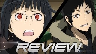 Durarara!!x2 Ketsu Episode 2 Anime Review - That Foreshadowing Tho! デュラララ!!×2 結