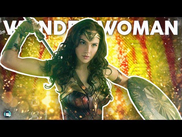 Wonder Woman, l'Histoire derrière la légende