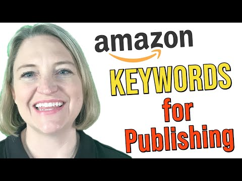 Amazon Keywords For Authors & Publishing In Different Formats | LIVE REPLAY