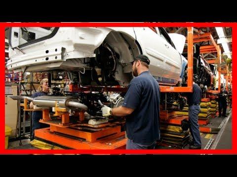 Breaking News | General motors workers on strike in ingersoll, ont