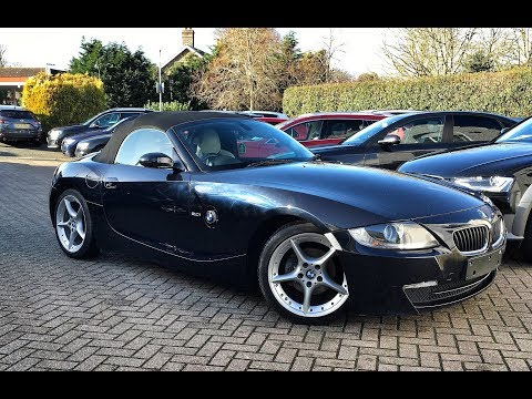 BMW Z4 2.0 i Sport Roadster 2dr for Sale at CMC-Cars, Near Brighton, Sussex