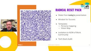 Keynote: 5 RADICAL RESETS in the Now of Work