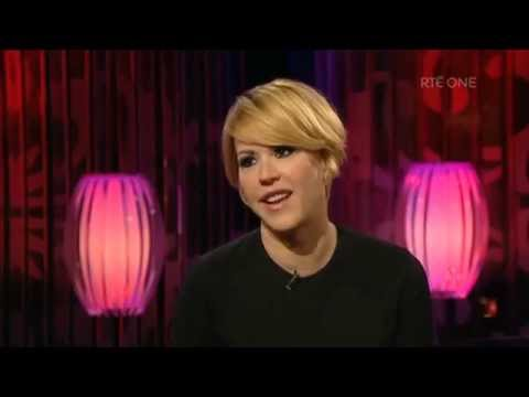 RTÉ - The Saturday Night Show - Molly Ringwald (8/11/14)