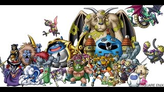 Dragon quest monster joker 2 professional : All Giant Monsters attacks animations