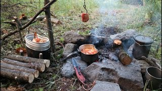 【Bushcraft OverNight】