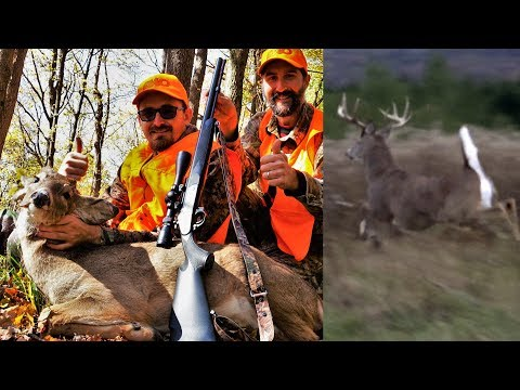 Deer Hunting 2019 Bowhunting And Inline Muzzleloader - Brendan's Pennsylvania Whitetail Hunting Trip