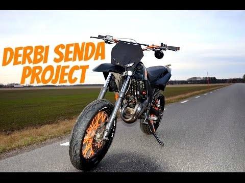 Derbi Senda SM Xtreme -06 STORY PROJECT