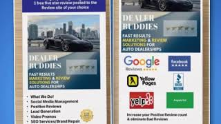 Dealer Buddies:The Social Media Marketing & Review Solution for Auto Dealerships